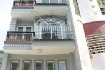 Cho thuê nhà mặt tiền đường mậu thân, phường xuân khánh, nhà 1 trệt 3 lầu, dt 4.6x30m