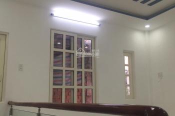 Bán nhà hẻm an ninh quận Bình Thạnh - nhà trống mới xây