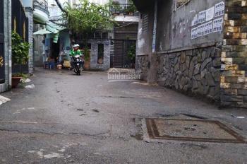Bán nhà quận Bình Thạnh - hẻm yên tĩnh - đang cho thuê