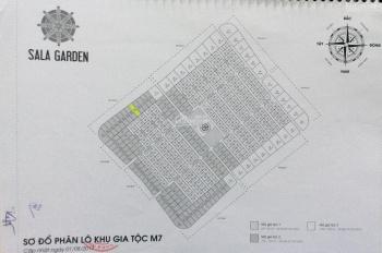 Hoa viên nghĩa trang Sala Garden - Chính chủ bán lô mộ gia tộc F