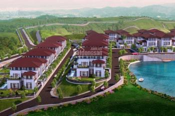 Bán đất biệt thự nghỉ dưỡng Hạ Long Hill - trung tâm TP Hạ Long. Chỉ 15tr/m2 view biển, đã có sổ đỏ