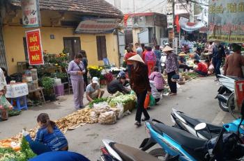 Bán nhà đất cổng chính chợ Phùng, Đan Phượng, phố Phùng Hưng