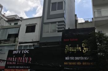 Chính chủ cho thuê nhà mặt tiền Nguyễn Thiện Thuật Quận 3 Giá cho thuê: 38 triệu/tháng 0937592948
