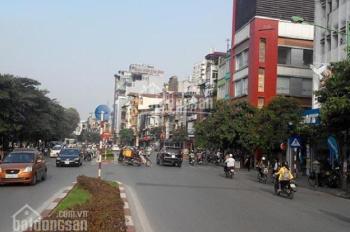 Cho thuê nhà mặt phố Nguyên Hồng, diện tích 115m2 x 3 tầng, nhà 1 mặt phố, một mặt ngõ