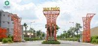 Nhà phố khu đô thị Vạn Phúc Riverside City, giá 8.5 tỷ/căn diện tích 5x17m, 5x22m. 7x19m, 7x20m