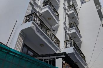 Bán nhà HXH mới 100% trệt lửng 3 lầu đường Dương Quảng Hàm, P5, Gò Vấp. Giá chỉ 6,9 tỷ
