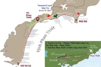 Mũi Né Summer Land Phan Thiết - giá gốc CĐT cho 5 suất nội bộ NPTM7, NP10. LH 086.566.1227