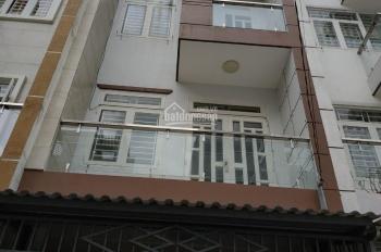 Nhà cho thuê HXT 8m 1 sẹc đường Cây Trâm, P9, Gò Vấp ngay khu biệt thự Làng Hoa