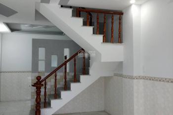 Nhà hẻm 323 Lưu Hữu Phước ,p15, Q8, 2 lầu , dt: 3mx 12m, shr, hoàn công, lh: 0983904118