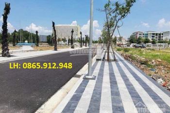 Bán gấp lô đất mặt tiền liền kề sân bay Long Thành, 580tr/nền, SHR, hotline CĐT: 0865.912.948