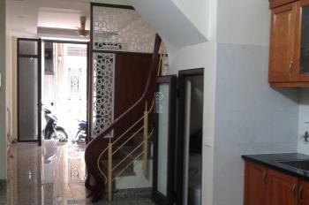 Chính chủ cho thuê nhà 5 tầng mới x 36m2 ở ngõ 24 Ngọc Lâm, Long Biên, HN. Giá 11 triệu/tháng