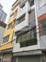 Cho thuê nhà mặt ngõ 106 Hoàng Quốc Việt. Diện tích 55m2, 5 tầng, nhà đẹp