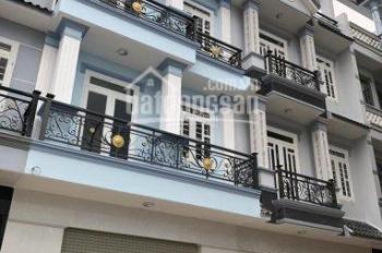 Bán nhà 1T 2L 5PN 5WC 55m2, SHR, liền kề khu Tên Lửa trung tâm Bình Tân. Giá chỉ 4.5 tỷ 0902743185