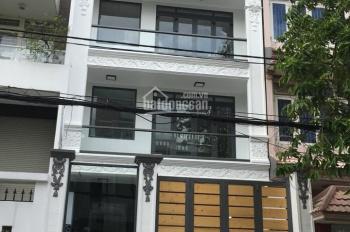 Bán gấp căn nhà MT KDC Bình Phú 1, 4x18m, 3 tấm, nhà mới xây giá rẻ nhất khu vực
