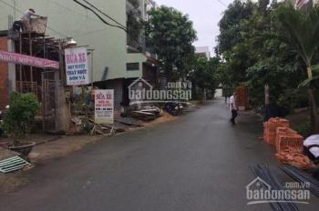 Cần bán gấp lô đất có nhà TC 85m2 1.6 tỷ xây dựng ngay tại đường 22/12, Thuận An, hẻm 5m, sổ riêng