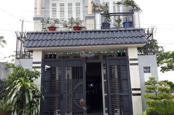 Bán nhà đúc 1 lầu xã THỚI TAM THÔN - HÓC MÔN, giá bán 3,7 tỷ