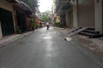 Bán nhà phố Phạm Thận Duật, 51m2 x 5T đẹp. Đường ô tô tránh nhau