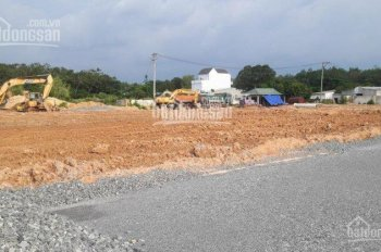 Cần bán đất lô góc 2 mặt tiền đường, giá rẻ, trả góp 0% lãi suất, xã Vĩnh Tân, Vsip2, LH 0985994839