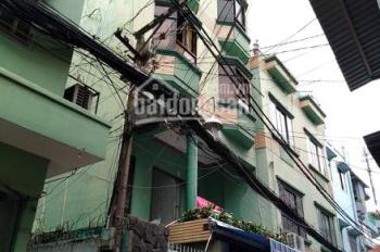 Bán nhà mặt tiền hẻm ô tô Cách Mạng Tháng 8, Tô Hiến Thành, P 13, Quận 10, 100m2, giá 13,79 tỷ.
