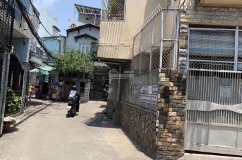 Bán nhà hẻm 10m 2 MT Điện Biên Phủ, Phường 22, 5x10, gần Landmark, giá: 5 tỷ6. LH: 0788779673