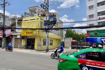Cho thuê nhà góc 2 MT đường Lê Quang Định, BT. Kế bên chung cư 18 tầng, giá 55tr/th