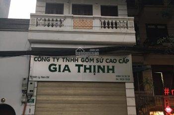 Cho thuê nhà MP Hoàng Hoa Thám 60m2 x 4,5 tầng, MT 6m, giá: 45 tr/th. LH: 083.630.9999