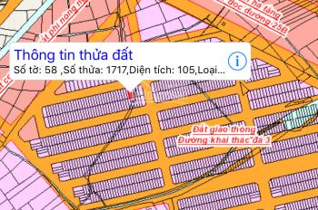 Vị trí đẹp, giá rẻ hơn thị trường. Chính chủ cần bán lô 105m2, SHR, tại KDC An Thuận 0868.29.29.39