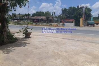 Bán nhà đất mặt đường Quốc Lộ 1A, thị Trấn Mẹt, Hữu Lũng, Lạng Sơn sổ đỏ chính chủ