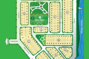 Bán 07 nền góc Phú Lợi, P7, Q8, DT từ 94m2 - 110m2; Nền thường giá 30tr/m2 view CV. LH: 0909622373