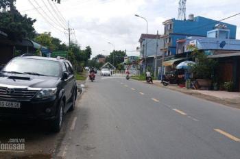 Bán lô đất mặt tiền Nguyễn Thị Lắng sát TL8, Củ Chi, 50x55m, thổ cư. LH 0898425168
