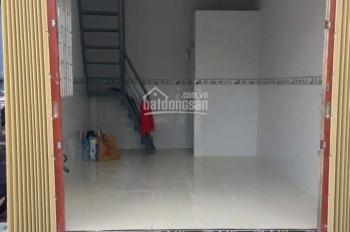 Nhà góc 2 mặt tiền đường Ba Đình, giá chỉ 1,65 tỷ, P. 10, Q. 8