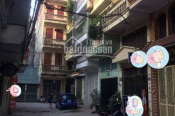 Chính chủ cần bán gấp nhà ngõ rộng phố Trích Sài, DT 41m2, ô tô đỗ cửa, giá 6 tỷ 7 (có hợp tác MG)
