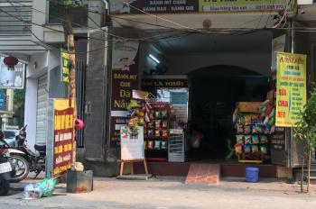 Bán nhà 5T lô góc 65m2 mặt phố Nguyễn Khả Trạc đang KD tốt làm VP, công ty