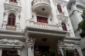 cho thuê nhà MP trần kim xuyến,đất 280m,xd 160m 4 tầng 1 hầm,làm nhà hàng,giá 100 tr,LH,0968120493