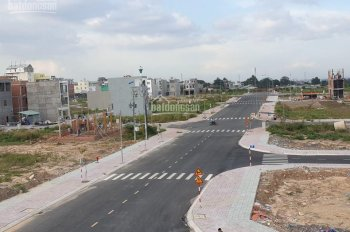 Bán đất liền kề chợ Thuận Giao, gần trường học, thổ cư 100%, SHR xây dựng tự do, 0934 095 083