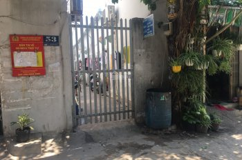 Mùa mưa thiếu tiền xây nhà cần bán gấp dãy trọ thu nhập 15 triệu/th, tại chợ Hóc Môn, 0353693649