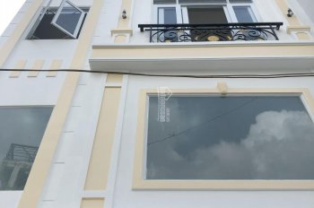 Nhà mới tuyệt đẹp 6,5 x 7m. Trệt lửng 2 lầu ST, hẻm 80 Hoàng Hoa Thám, Phường 7, Bình Thạnh