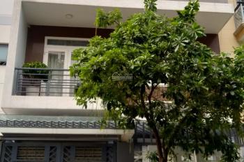 Bán nhà ngay trường đại học Công Nghiệp 4, Lê Lợi, P4, DT 5,5 x 18m. 3 lầu, giá 9 tỷ