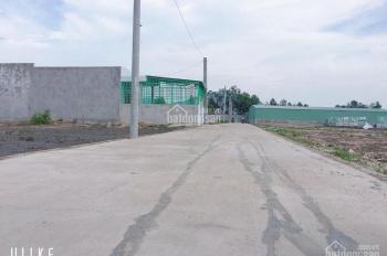Chính chủ bán gấp 500m2 đất đã tách sổ giá chỉ 250tr/125m2 đường 18m ngay KCN, gần chợ, dân đông