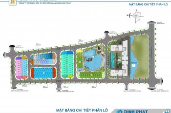 Chính chủ bán nhanh BT phố vườn Green Star-Hưng Lộc Phát, MT Nguyễn Lương Bằng, 7x18m cách PMH 300m