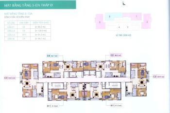 Bán gấp chung cư Xuân Phương Báo Nhân Dân căn 1005, DT 110m2, giá 20.5tr/m2. LH: 0963166736