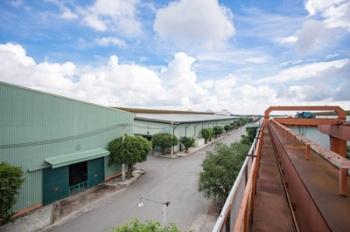 Cho thuê kho, xưởng từ 500m2 - 3000m2 Bến Lức, Long An gần cảng Quốc tế giá rẻ nhất khu vực