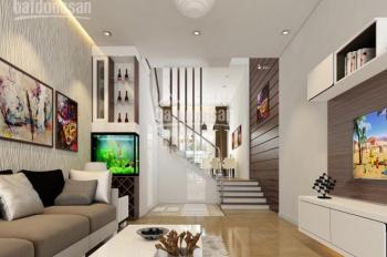 Cần bán nhà góc 2 MT đường Tạ Uyên và Tân Khai, P. 4, Q11. DT: 12x16m, 4 lầu, thang máy