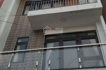 Nhà 2 lầu hẻm lớn đường Cách Mạng Tháng Tám, P. 5, Q. Tân Bình