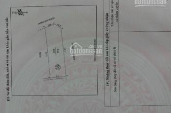 Bán lô đất 2 MT quy hoạch đối diện Bệnh Viên 4 , Tp vinh LH: 0917398877