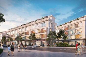 Nhà phố thương mại trung tâm Hải Phòng chỉ 1 tỷ/căn,xây dựng 5 tầng,sổ riêng.LH:098181443