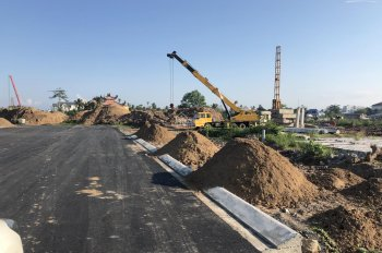 Bán đất ngay công viên phim trường đài truyền hình Vĩnh Long giá 9,3 triệu /m2, LH 0904164267