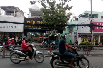Nhà cho thuê góc 2MT Quang Trung, P12, Gò Vấp, DT: 9m x 27m, 1 trệt 2 lầu trống suốt ngay gần ngã 4