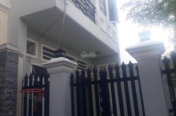 Cho thuê nhà nguyên căn 2 lầu HXH đường 185, P.Phước Long B, Q.9