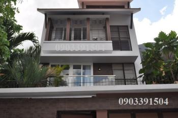 Cần bán biệt thự đẹp, hiện đại 1 trệt 3 lầu, 184m2, tại đường 42, Thảo Điền, Quận 2, LH 0903391504